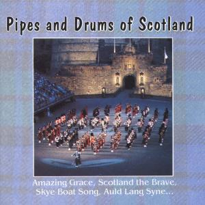 Bild von Pipes And Drums Of Scotland, 1 Audio-CD