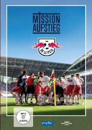 RB Leipzig - Mission Aufstieg, DVD