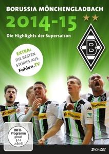 Borussia Mönchengladbach, 2 DVDs