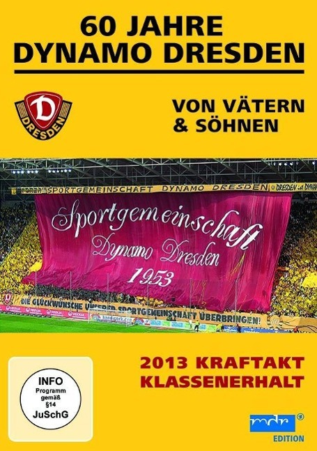 60 Jahre Dynamo Dresden, 1 DVD