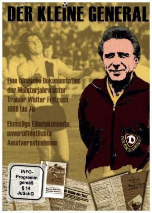 Der kleine General - Dynamo Dresden, 1 DVD