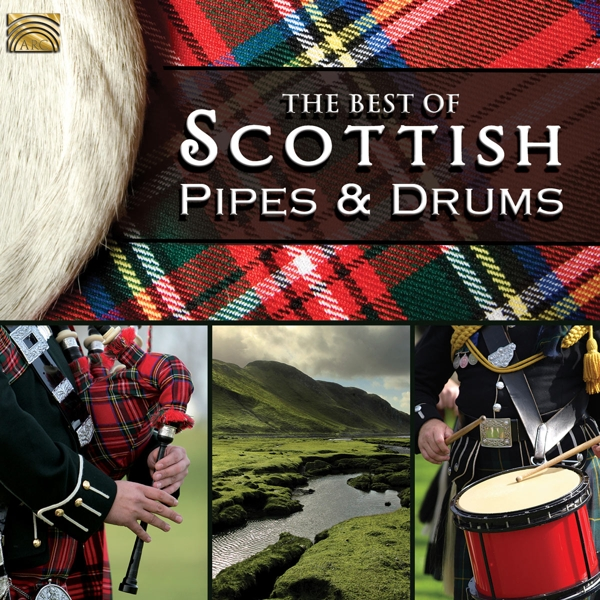 Bild von The Best of Scottish Pipes & Drums, 1 Audio-CD