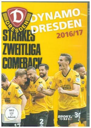 Dynamo Dresden 2016/17 - Starkes Zweitliga-Comeback, 1 DVD