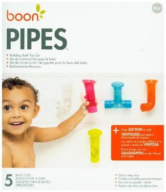 Bild von PIPES - Badewannen Spielzeug