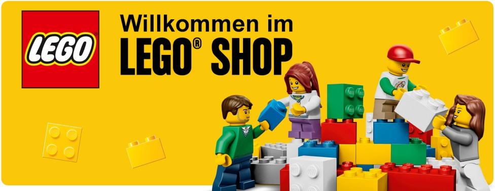 LEGO - Willkommen in unserem LEGO Shop