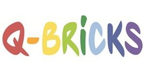 Q-Bricks Spielzeug Bausteine aus Italien